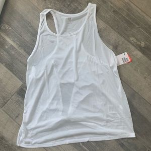 Open Back H&M Athletic tank